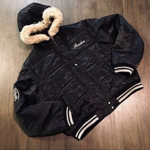 NFL Jackets & Coats - NFL Raiders Team Puffer Jacket
